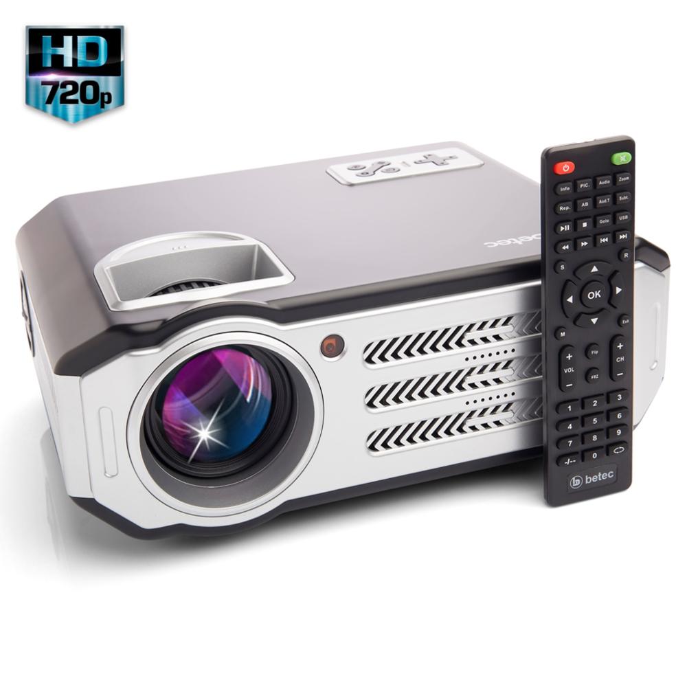 PROJETOR LED 2800 LUMENS - HD - BETEC BT940
